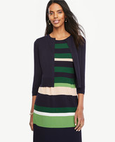 Ann Taylor Home Sweaters Petite Cropped Cardigan Petite Cropped Cardigan