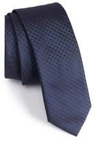 BOSS Dot Jacquard Silk Tie