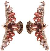 Juicy Couture Fringe Forward Statement Earrings
