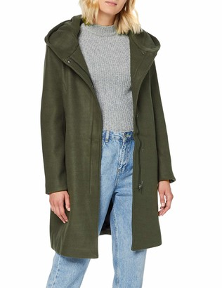 Only Women's Onlsedona Long Wool Coat Cc OTW