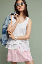 Wilt Ruffled Scoop Neck Tank