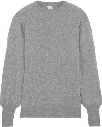 Iris & Ink Josie Melange Knitted Sweater