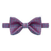 Thomas Pink Rossetti Geo 'Self Tie' Bow Tie