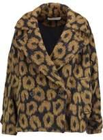 IRO Wool-Blend Felt Coat