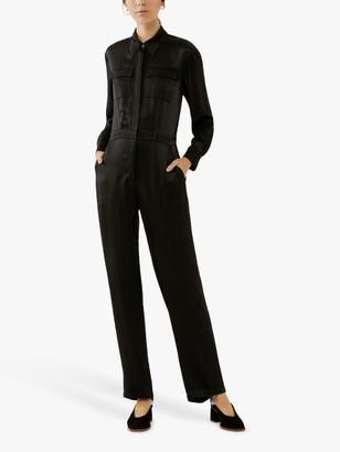 Ghost Janine Jumpsuit, Black