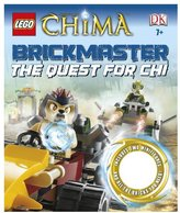 DK Publishing Chima Brickmaster: The Quest for Chi