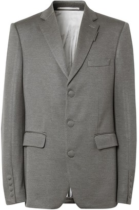 Burberry Single-Breasted Tailored Blazer