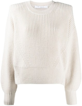 IRO Chunky Knitted Jumper