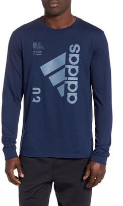 adidas Long Sleeve Technical T-Shirt