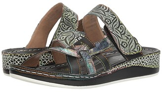 Spring Step L'artiste By L'Artiste by Caiman (Aqua) Women's Shoes