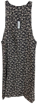 R 13 Black Silk Dress for Women