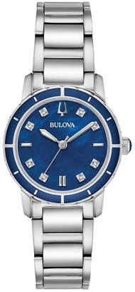 Bulova Women's Stainless Steel Watch
