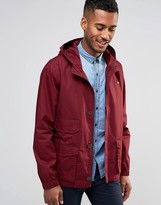 Farah Hooded Jacket