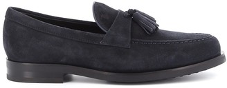 Tod's Tassel Penny Bar Loafers