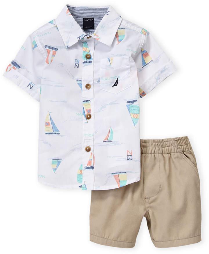 496f71392 Nautica Boys' Matching Sets - ShopStyle