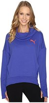 Puma Women's Elevated Rollneck Sweat W