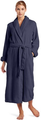 "Casual Moments Women's 50"" Set in Belt Wrap Robe"