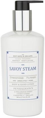 Penhaligon's 300ml Savoy Steam Body & Hand Lotion