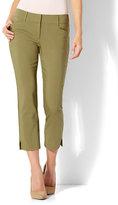 New York & Co. 7th Avenue Pant - Crop Straight Leg - Signature - Tall