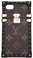 Louis Vuitton 2016 Monogram Eye-Trunk iPhone 7 Case