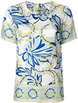 P.A.R.O.S.H. floral print T-shirt