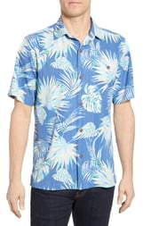 Tommy Bahama Monstera Geo Classic Fit Shirt