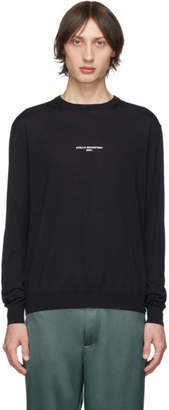 Stella McCartney Black Stella 2001 Sweater