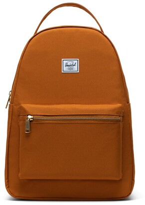 Herschel Nova Mid Backpack Poly Pumpkin