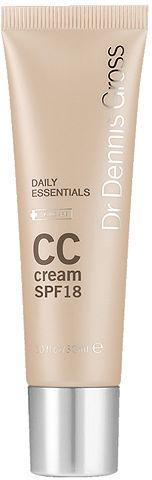 Dr. Dennis Gross Skincare CC Cream SPF 18, Light to Medium 1 oz (30 ml)