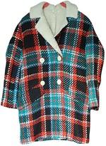 Manoush Multicolour Wool Coats