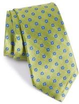 Nordstrom Men's Harry Neat Medallion Silk Tie