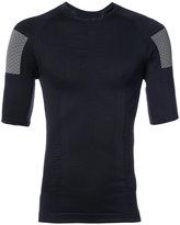 adidas bicolour compression T-shirt - men - Polyamide/Polyester/Spandex/Elastane - M