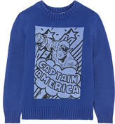 Little Eleven Paris Captain America sweater