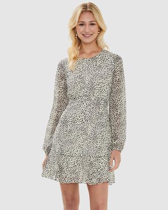 Cooper St Serena Blouson Mini Dress