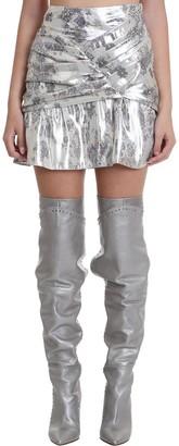 IRO Carila Skirt In Beige Polyester