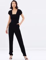 Armani Jeans Tube Insert Jumpsuit