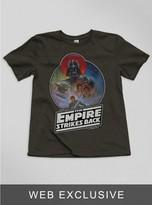 Junk Food Clothing Kids Boys The Empire Strikes Back Tee-bkwa-m