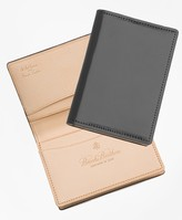 Brooks Brothers Cordovan Card Case