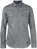 GUILD PRIME pocketed button down shirt
