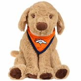 Forever Collectibles Denver Broncos Plush Dog with Bandana