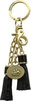 Brahmin Tassel Key Ring