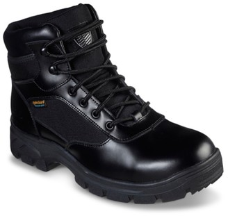 Skechers Relaxed Fit Wascana Benen Tactical Work Boot