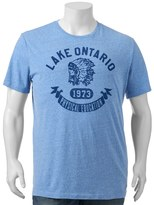 """SONOMA Goods for Life Big & Tall SONOMA Goods for LifeTM """"Lake Ontario Physical Education"""" Tee"""