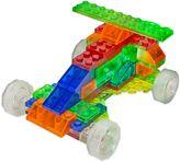 Laser Pegs 4-in-1 Light Up Model Cars Construction Set