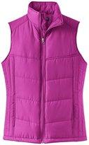 Port Authority Women's Puffy Vest XL /Bermuda Purple