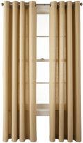 Martha Stewart MarthaWindowTM Tremont Grommet-Top Linen/Cotton Curtain Panel