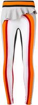 NO KA 'OI No Ka' Oi Kihi ruffled waist sports leggings