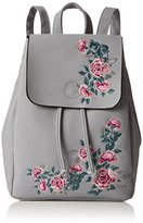 New Look Womens Mini Minimal Embroided Backpack Handbag