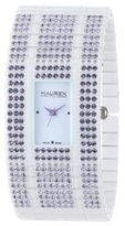 Haurex Women's WX368DWL Honey PC White Watch