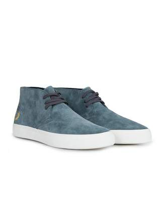 Fred Perry Authentics Portwood Suede Chukka Boots Colour: AIRFORCE, Si